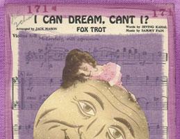 Mix Media Art ~ I Can Dream