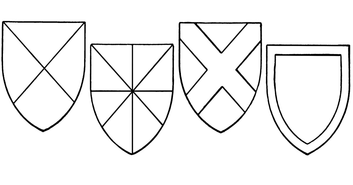 Coat of Arms Templates - Jimtown High School English--Mrs ...