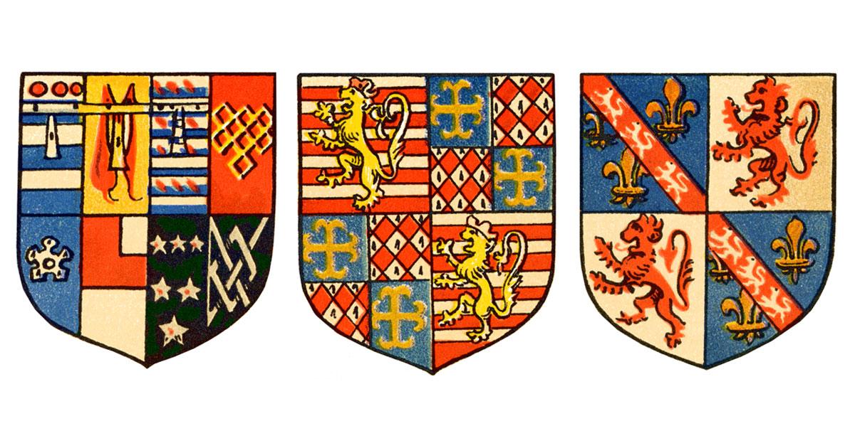 Heraldry Clipart Karen 39 s Whimsy