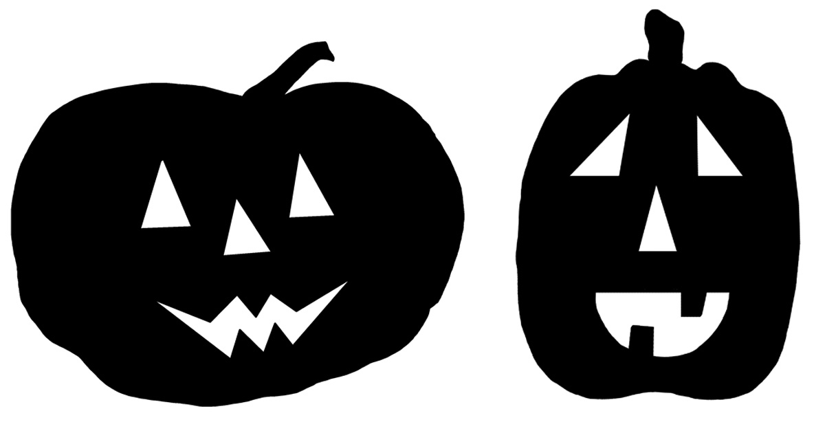 Pumpkin Silhouettes Karen 39 s Whimsy