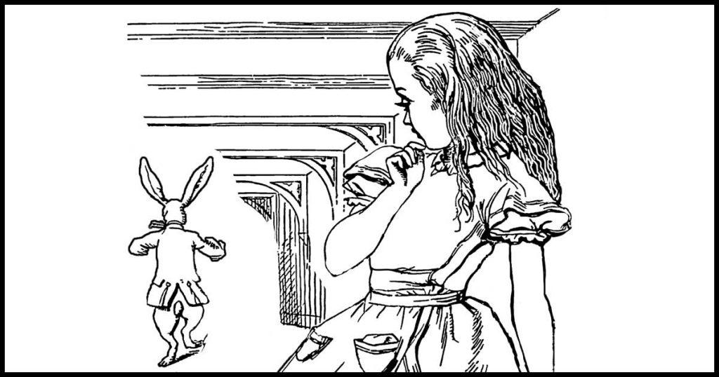 Alice In Wonderland Characters