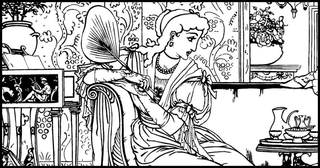 Fairy Tale Coloring Pages ~ Karen's Whimsy
