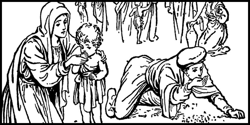 Bible Story Coloring Pages ~ Karen's Whimsy