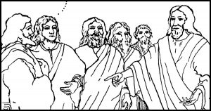 Biblical Coloring Pages