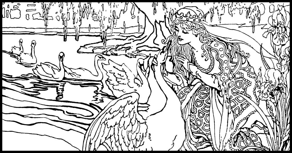 Additional Coloring Pages