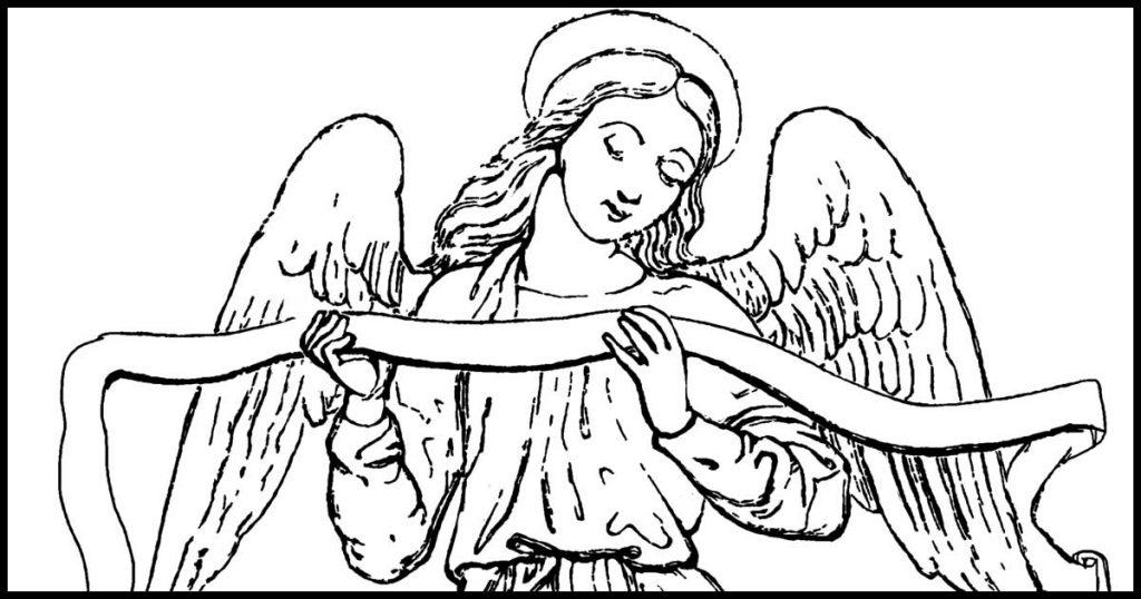 Angel Printables
