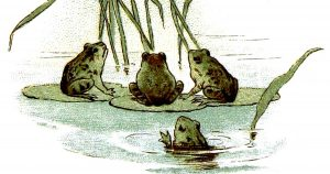Frog Cartoons
