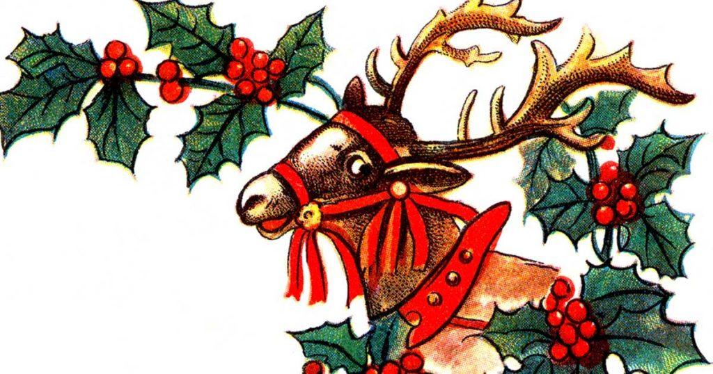 Public Domain Images - Christmas