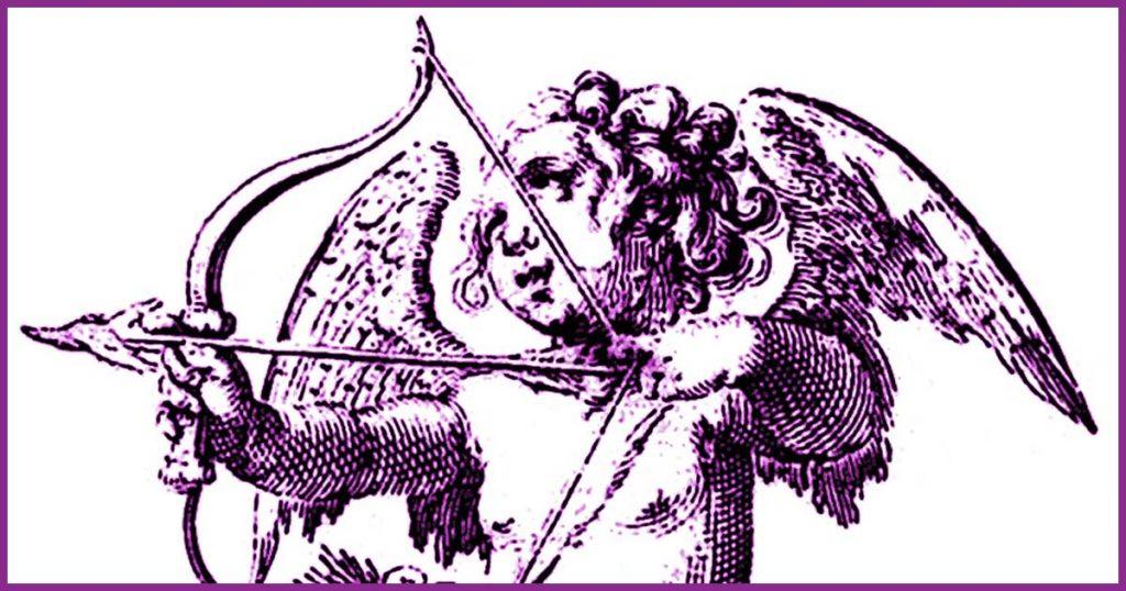 Drawings of Cupid