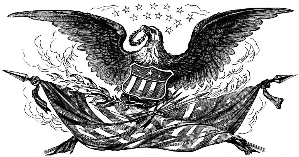 Drawings of Eagles