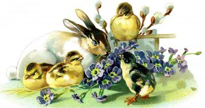 Public Domain Images - Easter