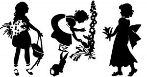 Girl Silhouette Images