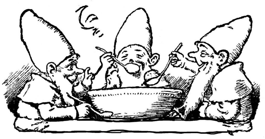 Gnome Illustrations