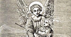 Guardian Angel Clipart