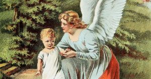Public Domain Images - Angels and Wings