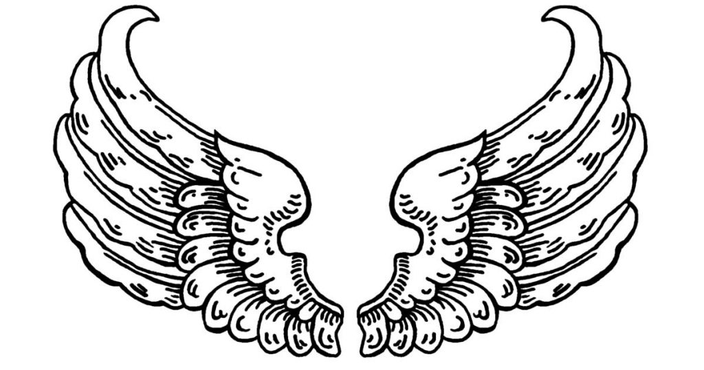 Pictures Angel Wings