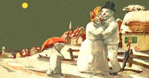 Snowman Clipart