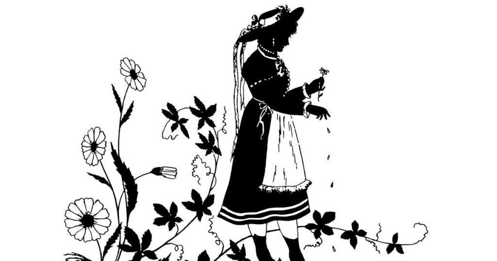 Woman Silhouette Images