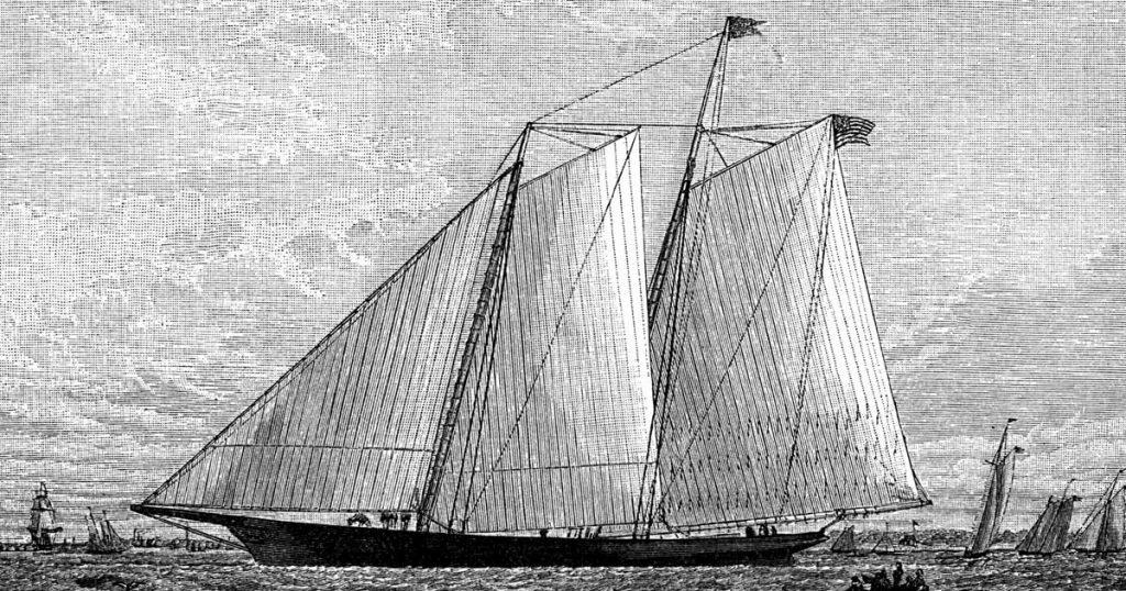 Old Sailing Ships
