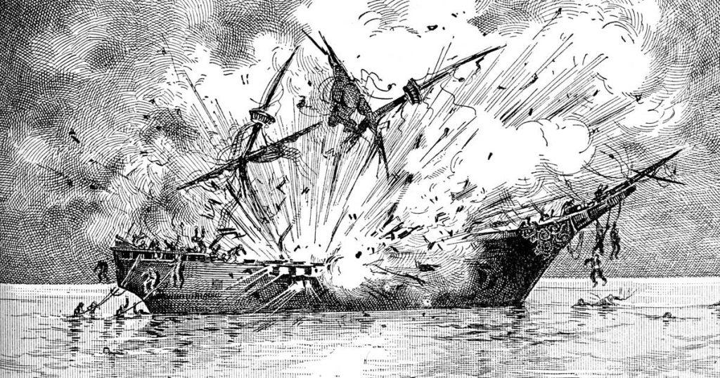 Pirate Vessels