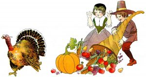 Public Domain Images - Thanksgiving