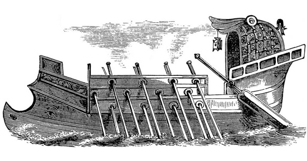 Ancient Greek Ships