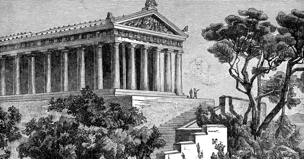 Ancient Greek Temples