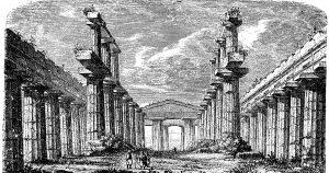 Famous Greek Temples