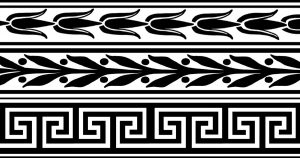 Greek Border Designs