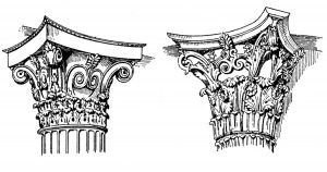 Types of Greek Columns