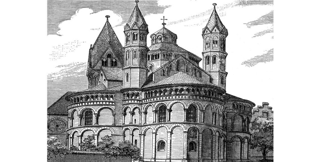 Drawings Of Churches