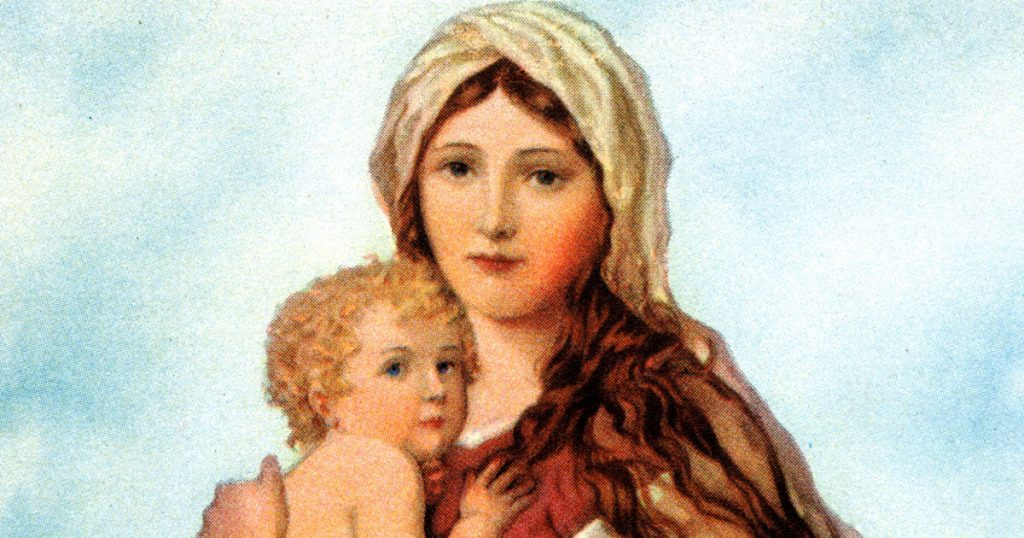 Mother Mary Pictures