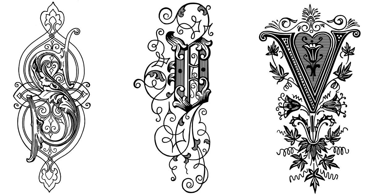 Creative Lettering Styles ~ Karen's Whimsy  Creative Lettering Styles