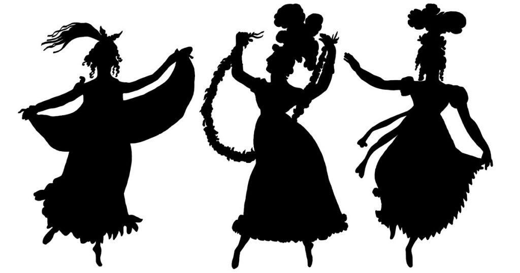 Dancing Silhouettes Album