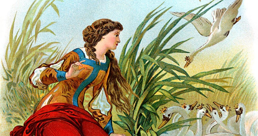 Folk and Fairy Tales