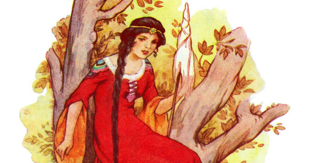 Classic Grimm Fairy Tales