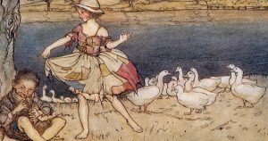 Public Domain Images - Folk and Fairy Tales
