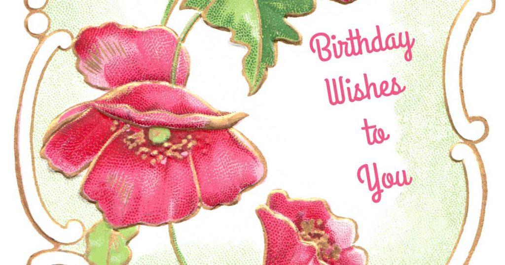 Happy Birthday Drawings Karen S Whimsy