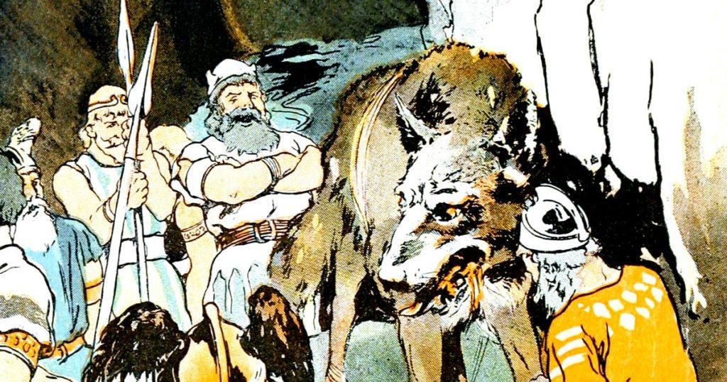 Stories Of Norse Mythology