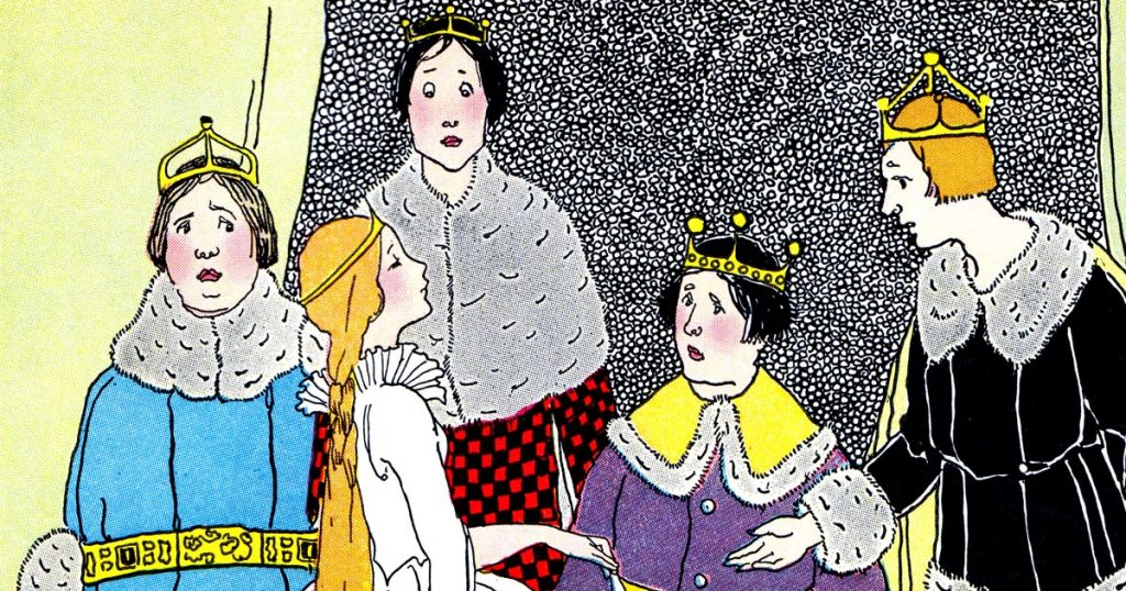 Fairy Tale Clipart