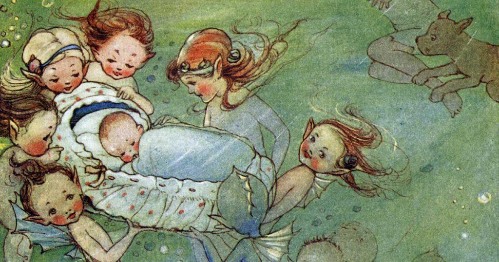 Kingsley Water Babies