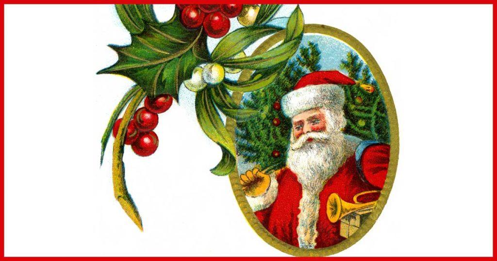 Santa Snowmen Elves