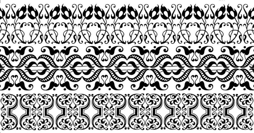 Border Clip Art Designs