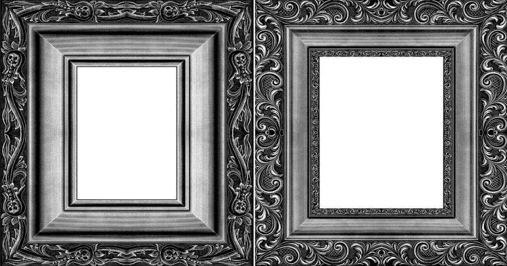 Clip Art Picture Frames