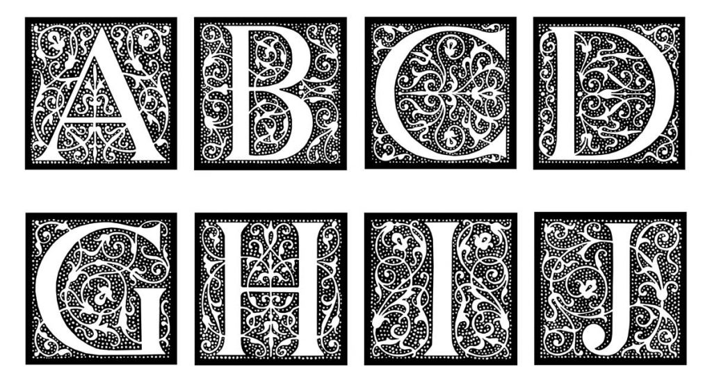 Lettering Images