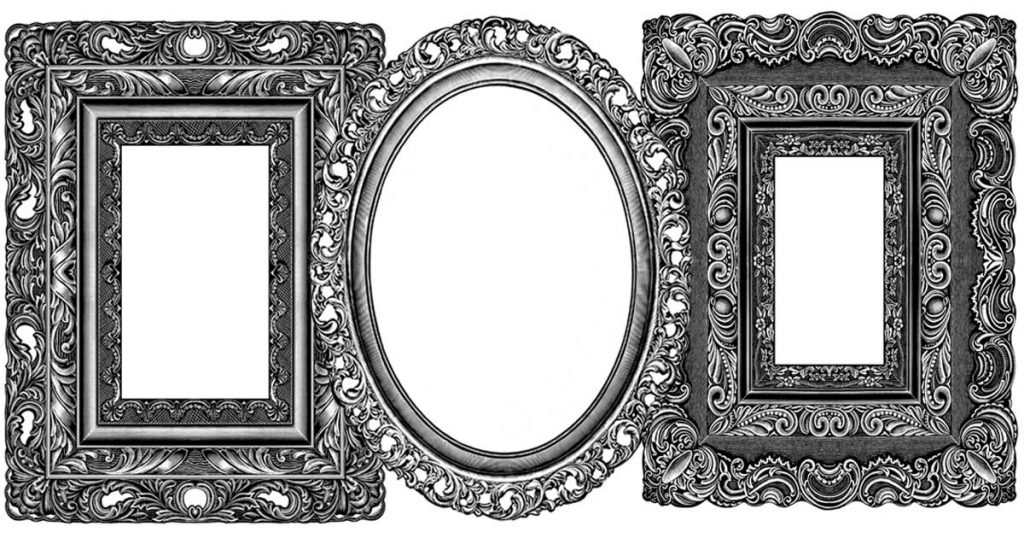 Picture Frames Clipart