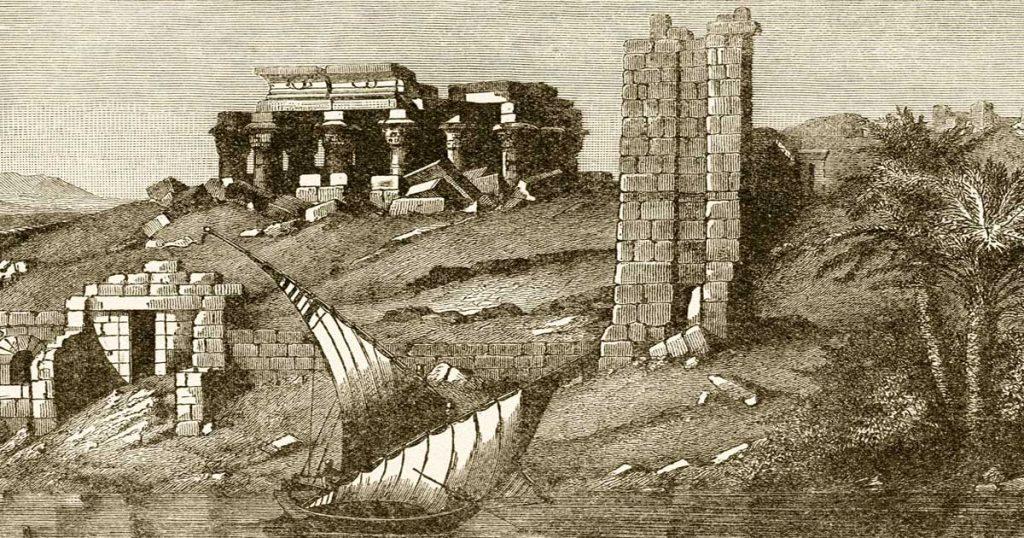 Ancient Egypt Architecture