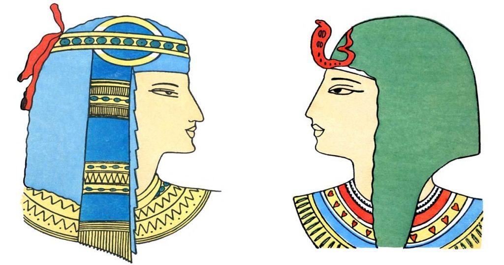 Ancient Egyptian Headdresses