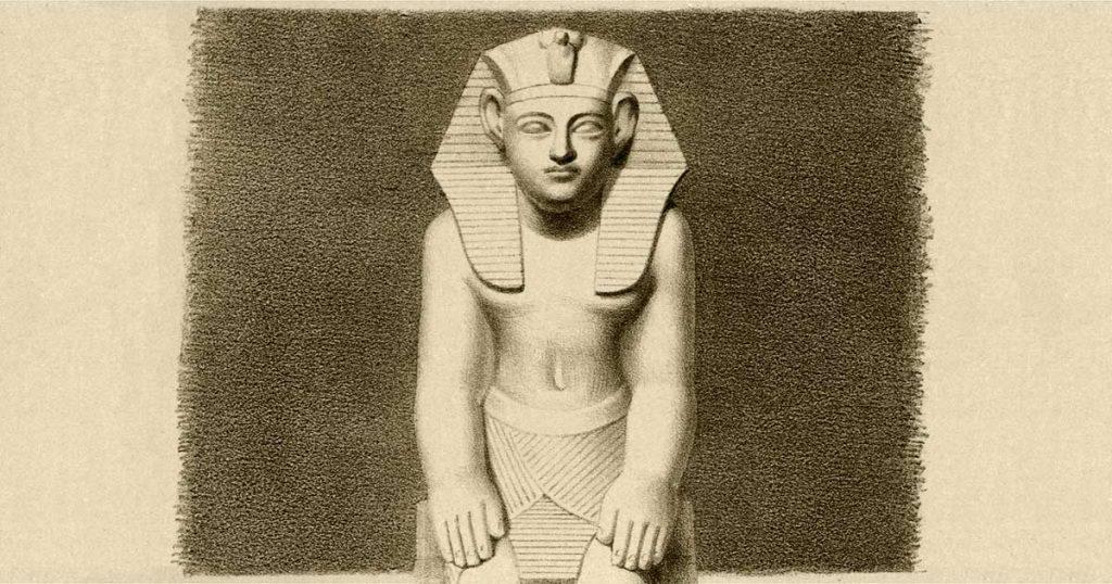 Pharaohs Of Ancient Egypt