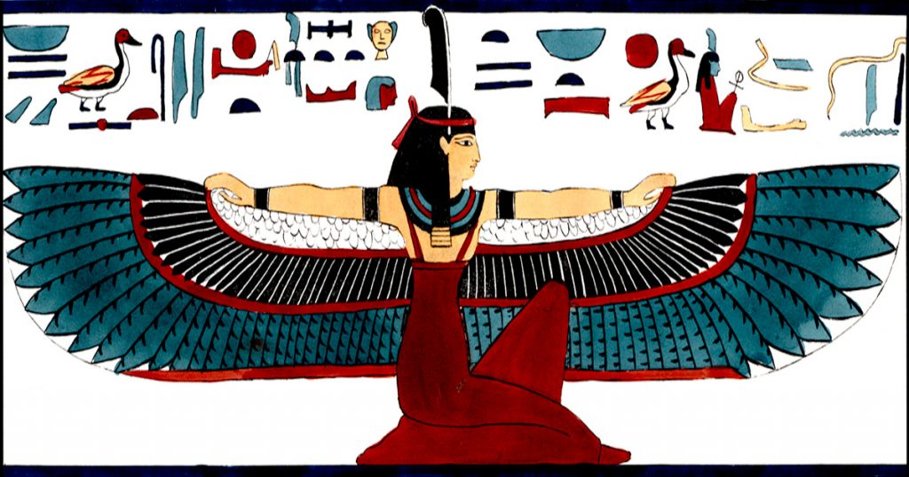 Ancient Art In Egypt